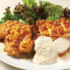南蛮食べ比べ弁当(南蛮1枚+もも南蛮2個)(タル1)