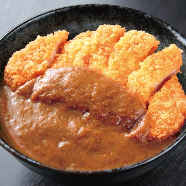 カツカレー丼(400)